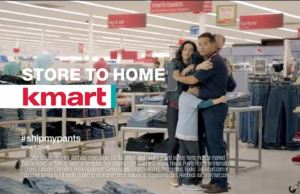 "Kmart's ""Ship My Pants"" commercial created by DraftFCB Chicago."