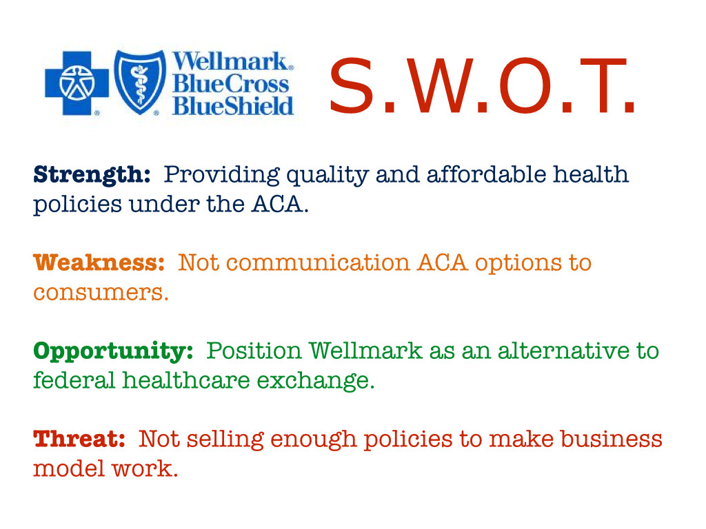 swot analysis hih insurance Whether you own an agency that hires brokers or are on your own, using a  swot analysis to determine your strengths and weaknesses discovers ways to.