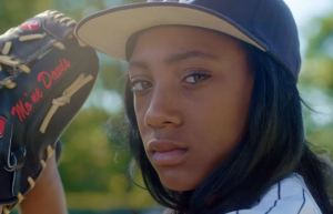 "Mo'ne Davis is ""Throw Like a Girl"""