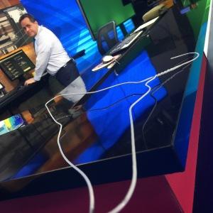 Picture 1 - Fox 9 Meteorologist Steve Frazier's hanger