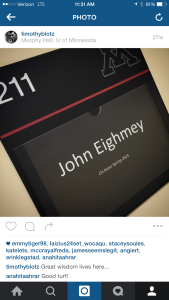 John Eighmey's Door