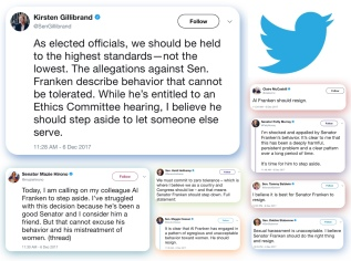 Senator Tweets